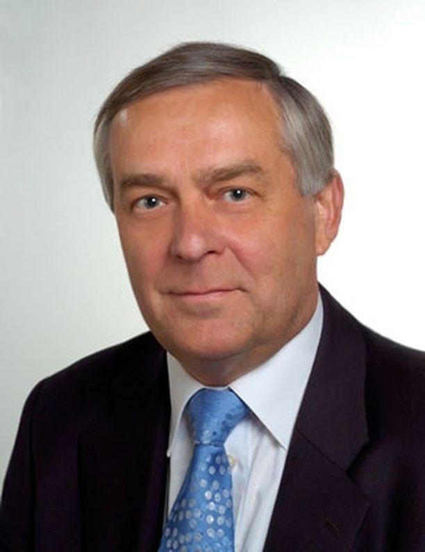 – Kustannustason normalisoituminen on parasta elvytystä yrittäjille, sanoo Matti Vinha.