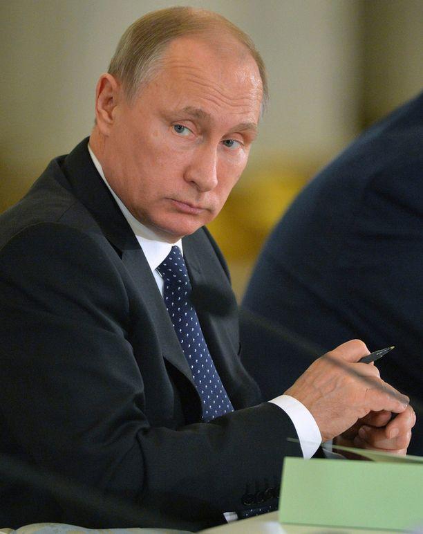 Putinin rohdot eivät talousviisaita vakuuta.