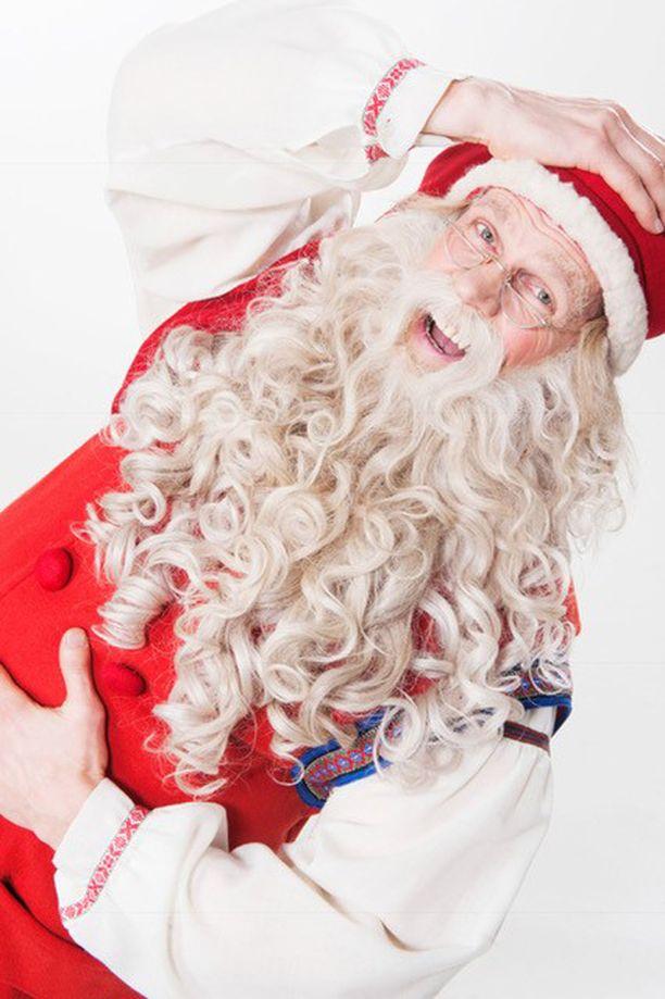 Joulupukin pestiä televisiossa hoitaa Auvo Vihro.