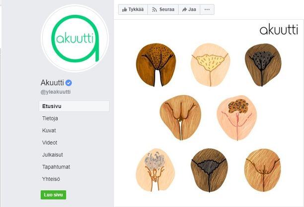 Ylen Akuutin päivitys sosiaalisessa mediassa on herättänyt iloa ja hämmennystä.