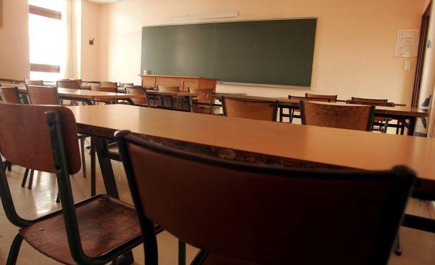 Egyptissä 50 prosenttia lapsiin kohdistuneesta väkivallasta tapahtui kouluissa tammi-lokakuussa.