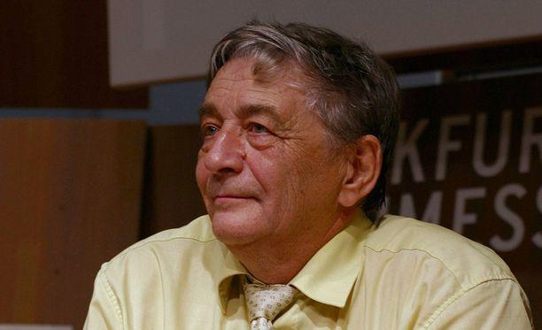 Venäläinen lastenkirjailija Eduard Uspenski on kuollut 80-vuotiaana.