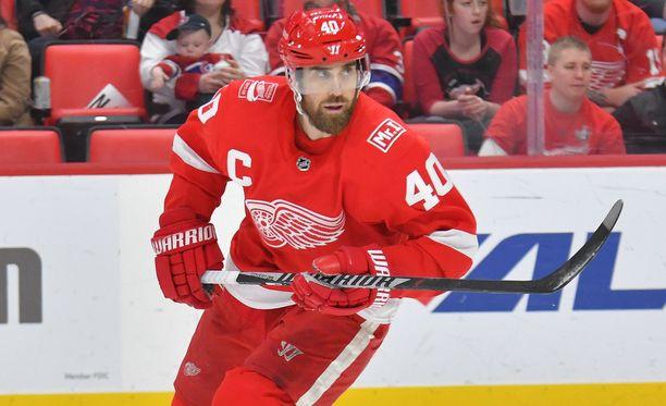 Henrik Zetterberg on pelannut upean uran Detroitissa ja Ruotsin maajoukkueessa.