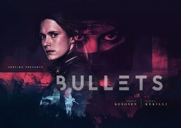 Bullets-sarjan kuvaukset alkavat marraskuussa. Sarja saa ensi-iltansa Elisa Viihteessä syksyllä 2018.