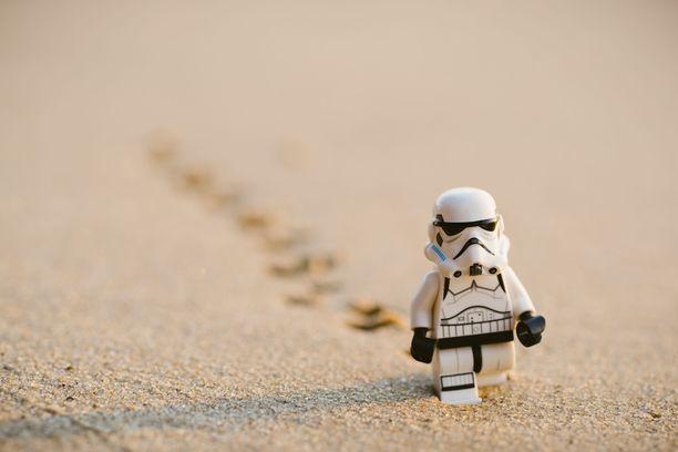 Osa Star Wars -aiheisista legoista on kasvattanut arvoaan huomattavasti.