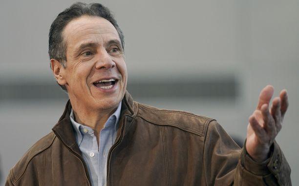 New Yorkin kuvernöörinä vuodesta 2011 toimineen Andrew Cuomon asema on vaakalaudalla.
