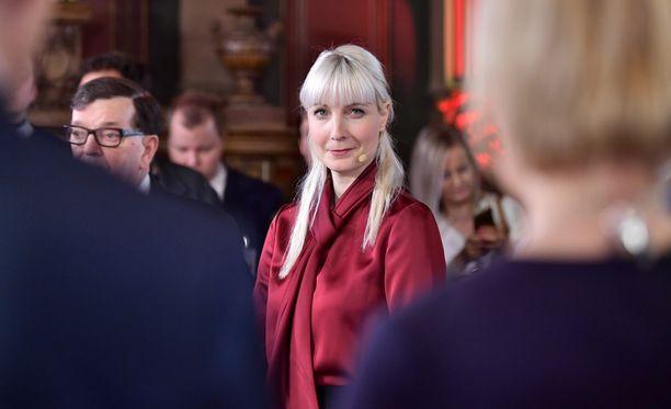 Laura Huhtasaari onnistui energisellä kampanjallaan innostamaan perussuomalaisten kenttäväkeä ja kokoamaan puolueorganisaation repaleiset rivit.