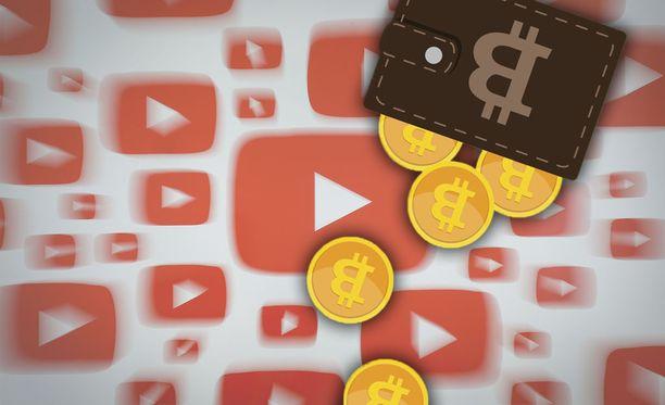 Youtube-mainokset ehtivät louhia käyttäjien koneilla kryptovaluuttaa.