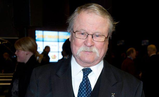 Jorma Kinnunen voitti urallaan yhden arvokisamitalin.