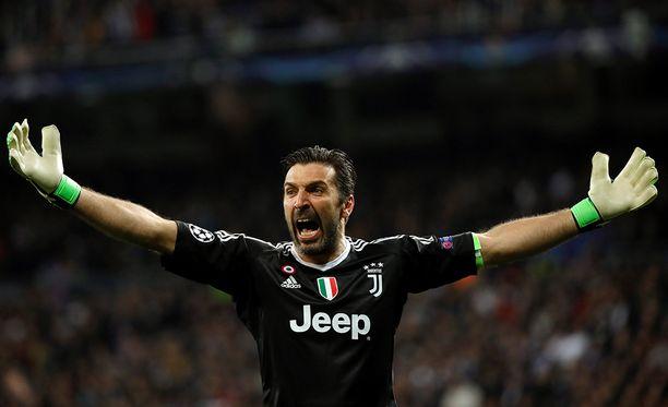Gianluigi Buffonin viimeisestä euro-ottelusta tuli ikimuistoinen.
