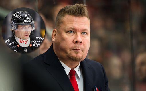 HIFK:n päävalmentajalta kovaa tekstiä – syyttää Jussi Jokista vahingoittamisyrityksestä