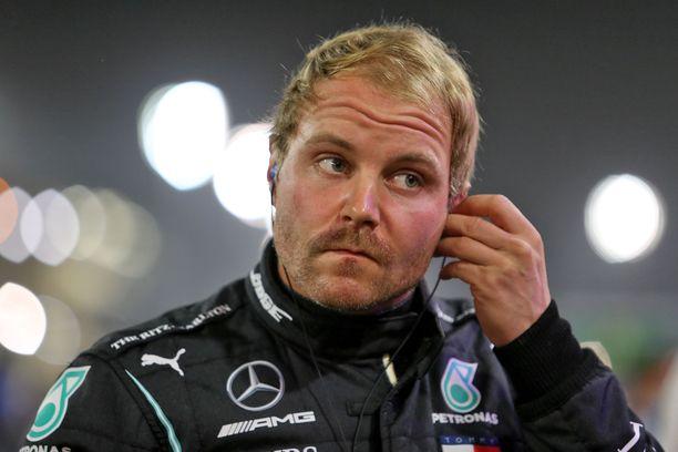 Valtteri Bottas epäonnistui pahasti Sakhirin GP:ssä.