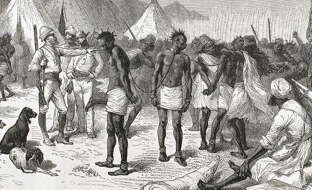 Orjakauppa alkoi vilkastua selvästi vuoden 1650 jälkeen. Eniten sitä harjoittivat englantilaiset ja ranskalaiset.