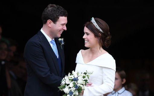 Lehtiväite: Prinsessa Eugenie muuttaa jo pois prinssi Harryn talosta – ehti asua luksuskartanossa vain kuusi viikkoa