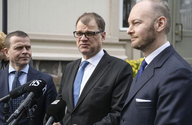 Pääministeri Juha Sipilän (kesk) hallituksen kohtalo ratkeaa lähiviikkoina.