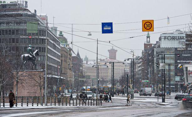 Helsingin seutu ei enää pärjää vertailussa muille Pohjolan metropoleille.