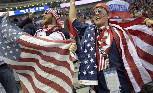 Nähdäänkö Yhdysvaltojen joukkueessa NHL-pelaajia keväällä?