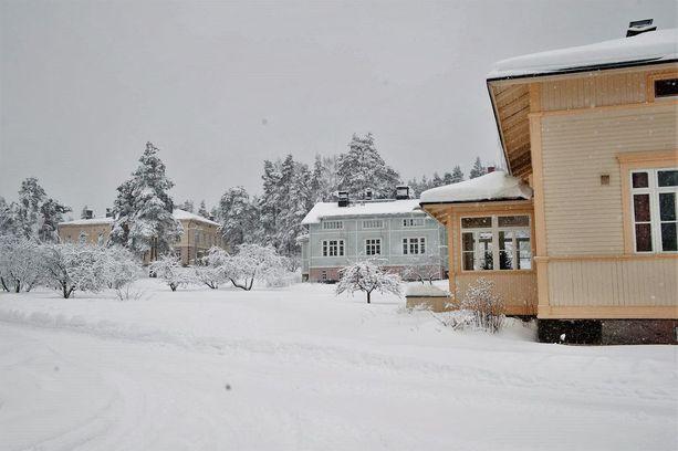 Pääkaupunkiseudun nuoria on sijoitettuna muun muassa vihtiläiseen Vuorelan koulukotiin, joka on yksi valtion viidestä koulukodista.
