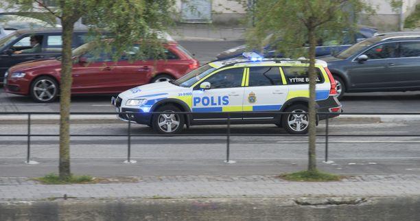 Poliisi ei kerro tapauksesta tutkinnan ollessa kesken.