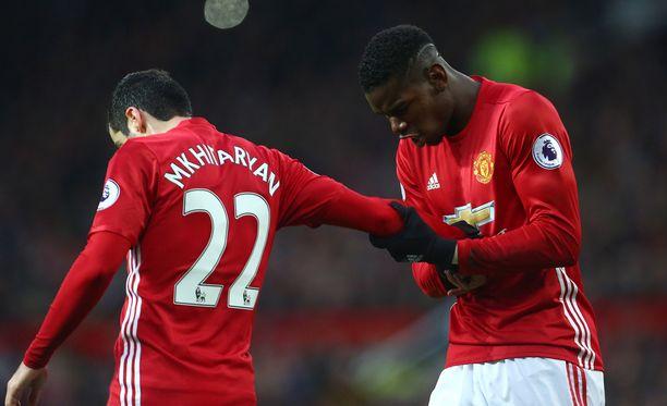 Manchester United on voittanut pelejä viime aikoina, vaikkei olekaan pelannut ihmeellisesti.