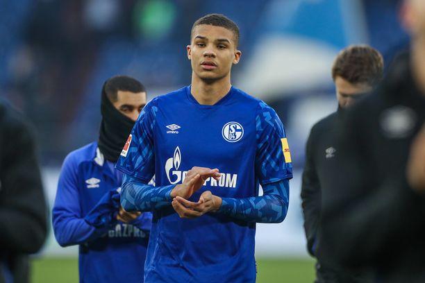 Schalken 18-vuotias Malick Thiaw on päässyt kentälle Bundesliigassa.