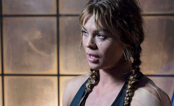 Janica Ikonen teki kohtalokkaan virheen finaalissa.