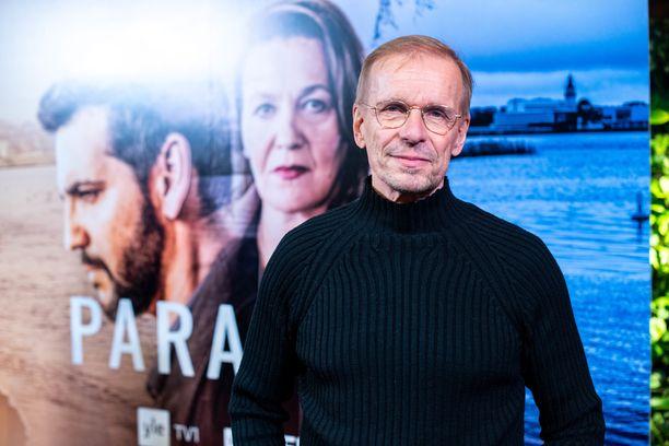 Jukka Puotila on oppinut nauttimaan kiireettömyydestä kolmen eläkevuotensa aikana. – Ei tarvitse hoppuilla, hän sanoo.