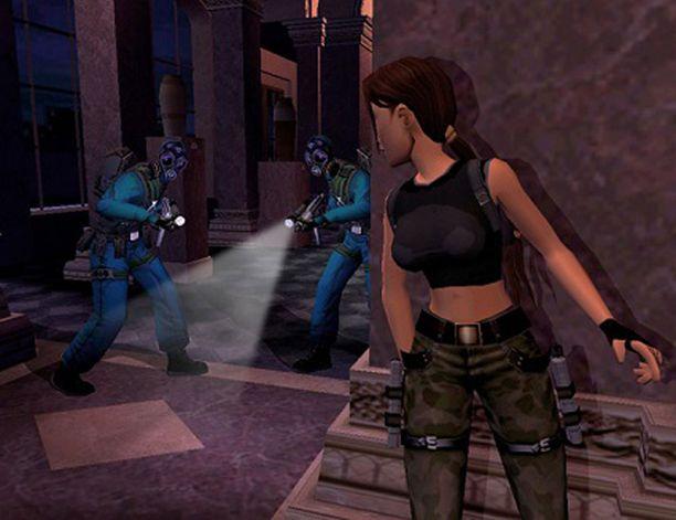 Tomb Raider: The Angel of Darkness 2003