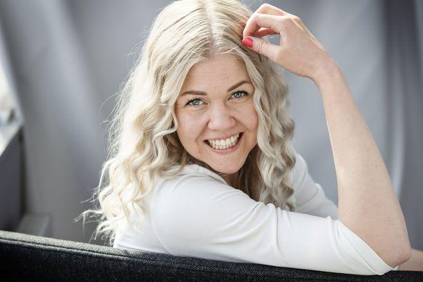 Anni Turpeinen.