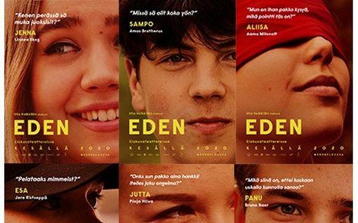 Uusi näyttelijäsukupolvi tähdittää kesän ensi-iltaelokuvaa – Edenin traileri julki