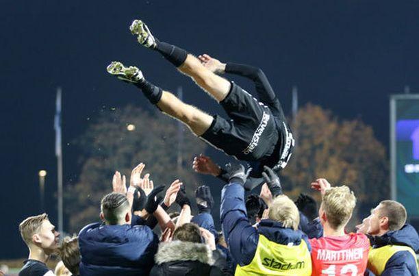 Interin pitkäaikaisen kapteenin Henri Lehtosen ura päättyi viime kauteen.