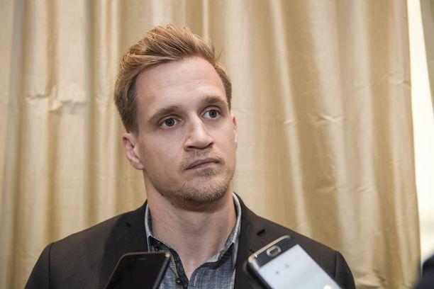 Lauri Korpikoski myöntää uskon olleen välillä koetuksella.