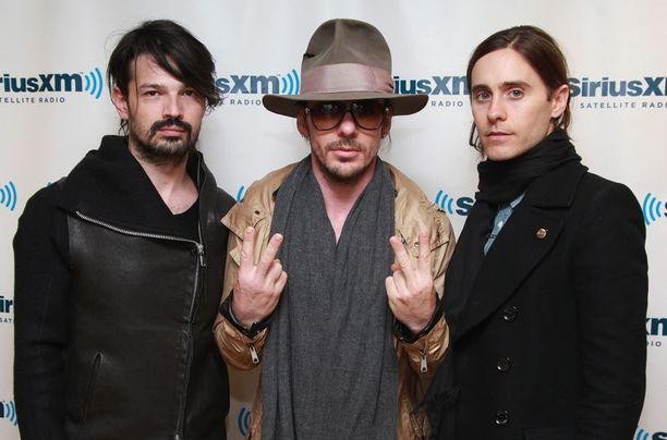 30 Seconds to Mars julkaisee piakkoin neljännen studioalbuminsa.