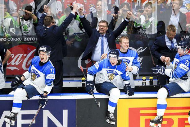 Kultaluotsi Jukka Jalonen on taatusti kysytty nimi tulevien vuosien valmentajamarkkinoilla.