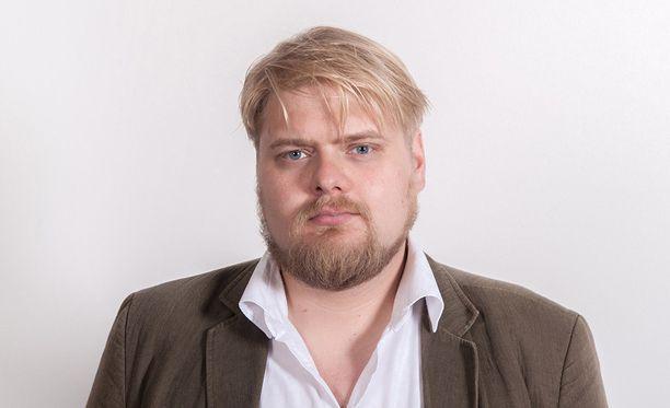Toimittaja Jarno Liski oli kirjoittamassa Ylen hyllyttämiä juttuja pääministeri Juha Sipilästä (kesk).