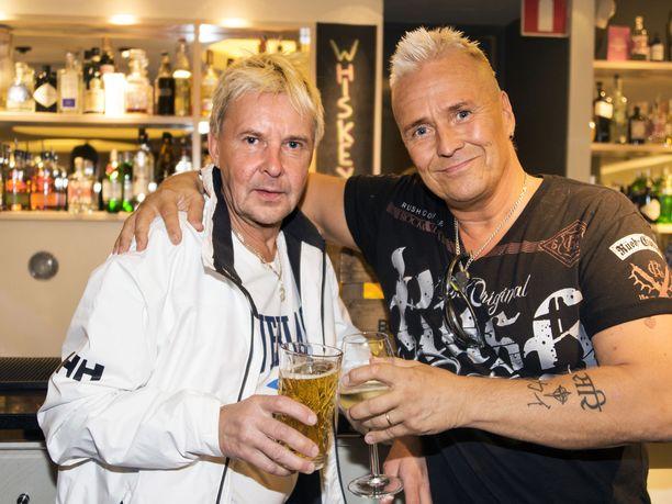 Matti Nykänen ja Kai Merilä olivat lähes 30 vuoden ajan ystäviä. Kaitsu olisi halunnut hyvästellä ystävänsä, mutta sitä mahdollisuutta hänelle ei annettu.