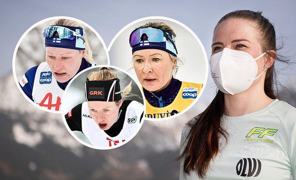 Suomen Naisten Jääkiekkomaajoukkue 2021