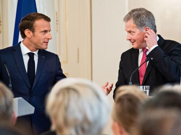 Ranska ja Suomi haluavat selventää EU-tasolla, mitä Lissabonin sopimuksen avunantolauseke tarkoittaa käytännössä.