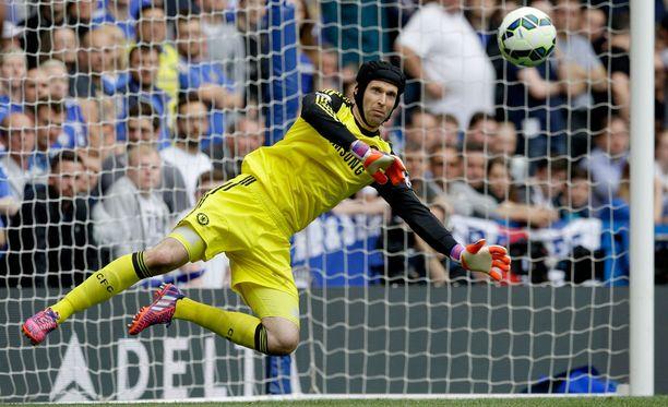 Petr Cech on edustanut Chelseaa 11 vuotta.