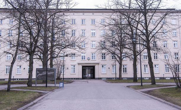 Laakson sairaalan yhteydessä oleva terveysasema toimii yhtenä Helsingin koronaterveysasemana.