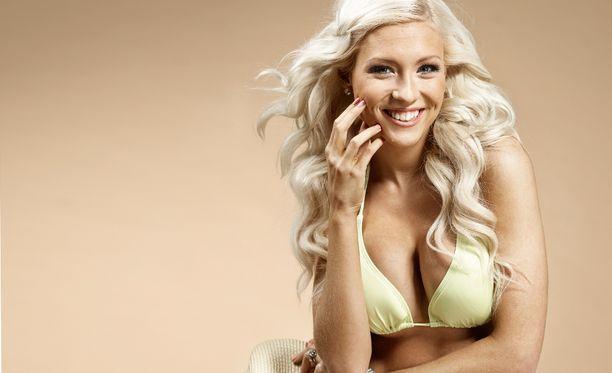 Maisa Torppa on Miss Bikini vuosimallia 2009.
