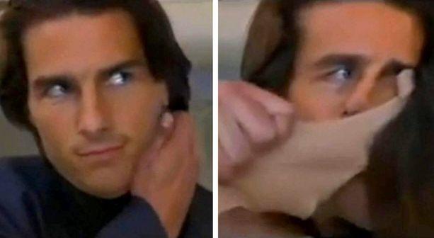 Kenties Chikli kumppaneineen oli saanut idean Tom Cruisen tähdittämistä Mission Impossible -elokuvista.