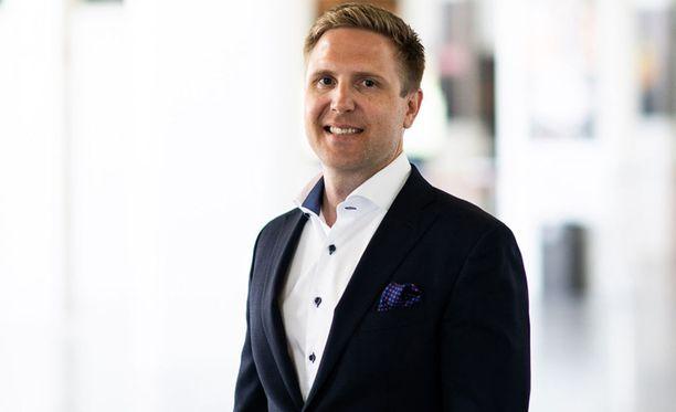 Santtu Jokinen on SM-liigaseura TPS:n uusi toimitusjohtaja.