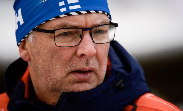 Reijo Jylhän valmentaman Suomen happimaskit ovat olleet hiihtopiirien kuumimpia puheenaiheita.