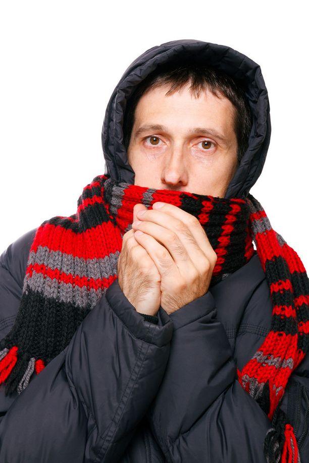 Kylmät kädet ovat ikävä ja yleinen talven riesa.