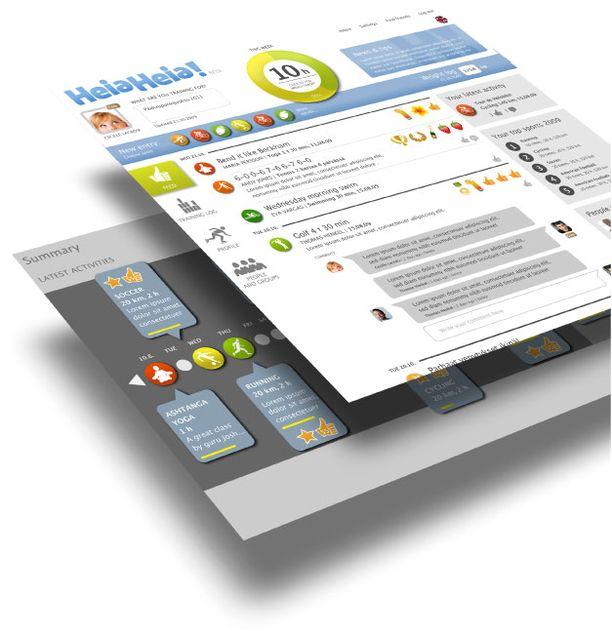 Omaan käyttöön tehdystä palvelusta kehittyi nopeasti suosiotaan kasvattava verkkopalvelu.