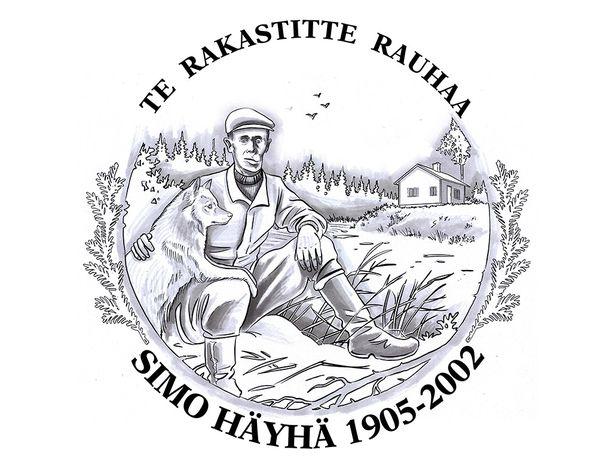 Simo Häyhä tunnettiin kotipitäjässään hiljaisena ja rauhallisena miehenä, joka rakasti luontoa ja nähtiin usein Kille-koiransa kanssa.