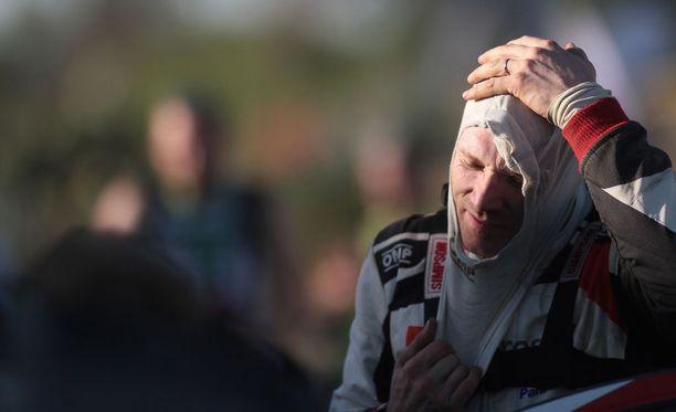 Jari-Matti Latvala on keskellä ralliuransa pahinta kriisiä.