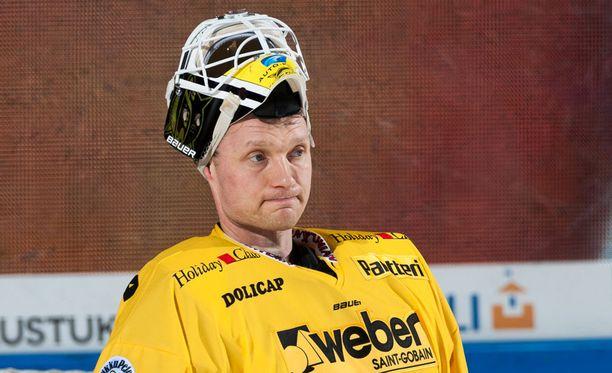 Jussi Markkasen kausi jatkuu Sveitsissä.