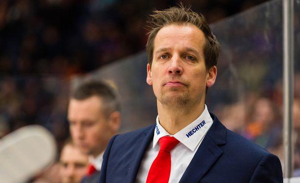 Antti Törmäsen HIFK otti pisteet Vaasasta.